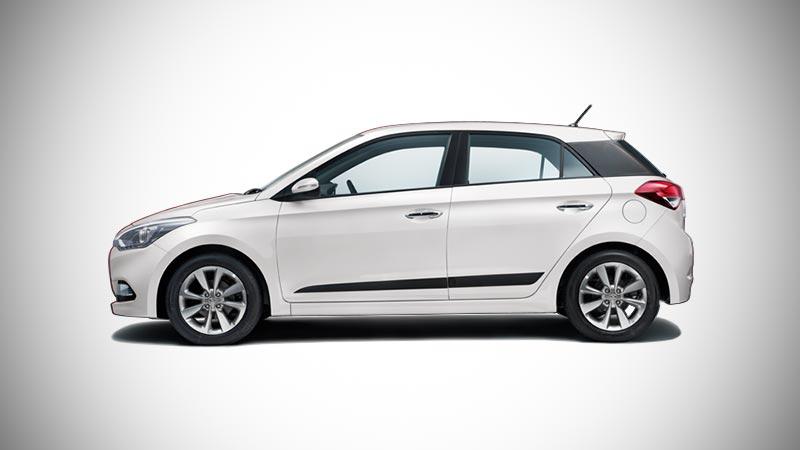 New 2017 Hyundai I20 Polar White Autobics