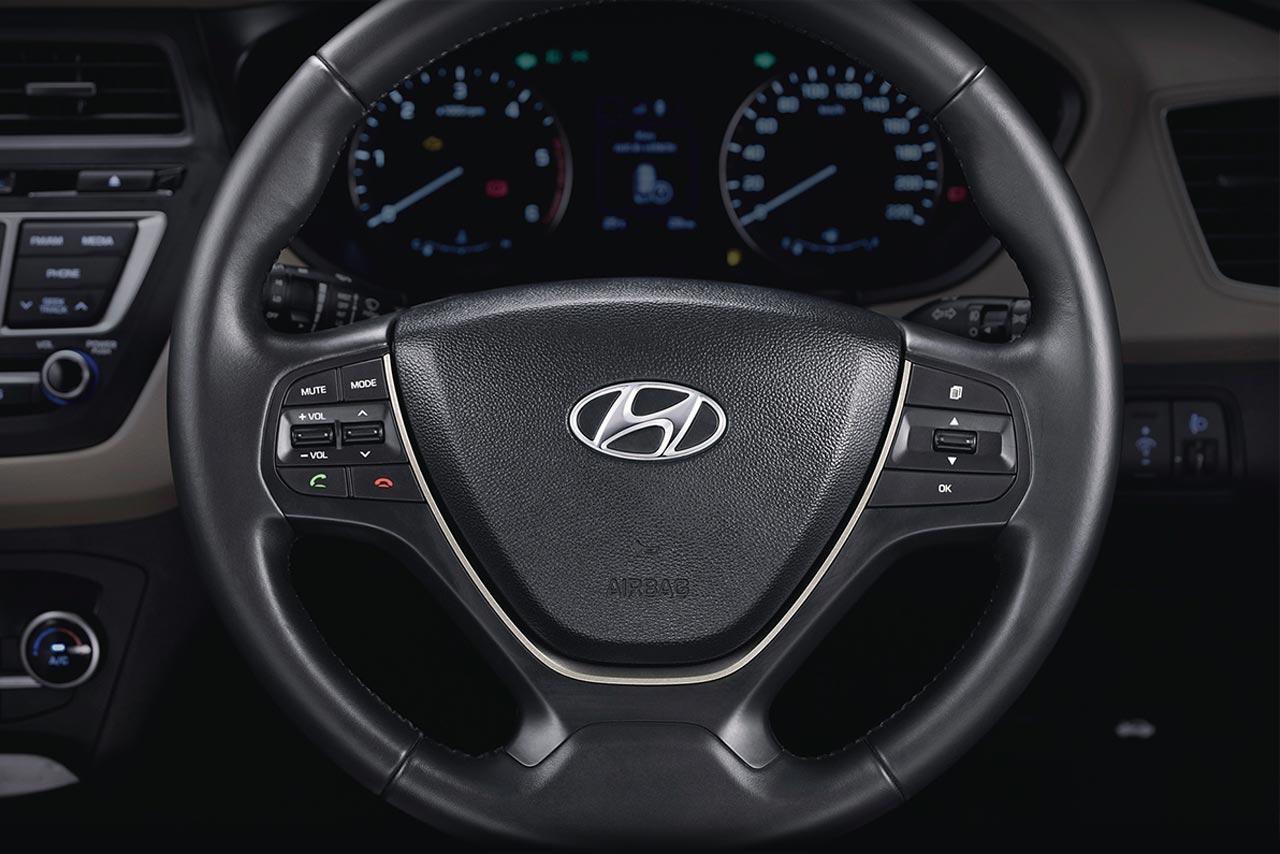 2017 Rolls Royce Truck >> New 2017 Hyundai i20 steering wheel   AUTOBICS