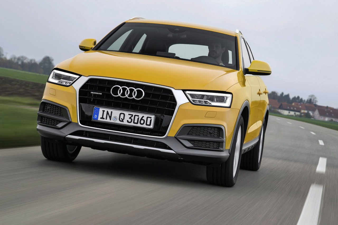 new audi q3 1 4 tfsi launched in india at inr 32 2 lakh. Black Bedroom Furniture Sets. Home Design Ideas