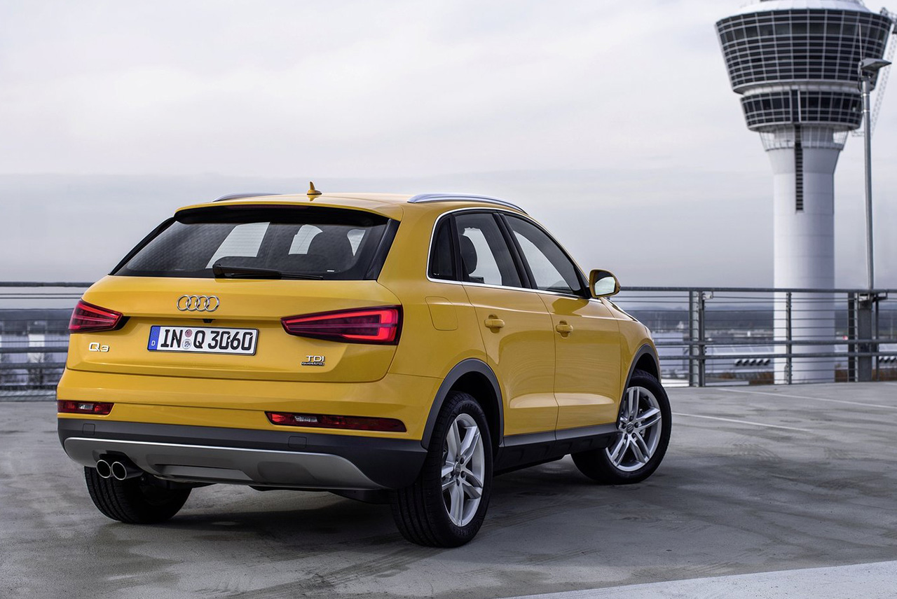 New Audi Q3 1 4 Tfsi Launched In India At Inr 32 2 Lakh