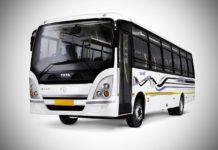 Tata Starbus Ultra AMT bus