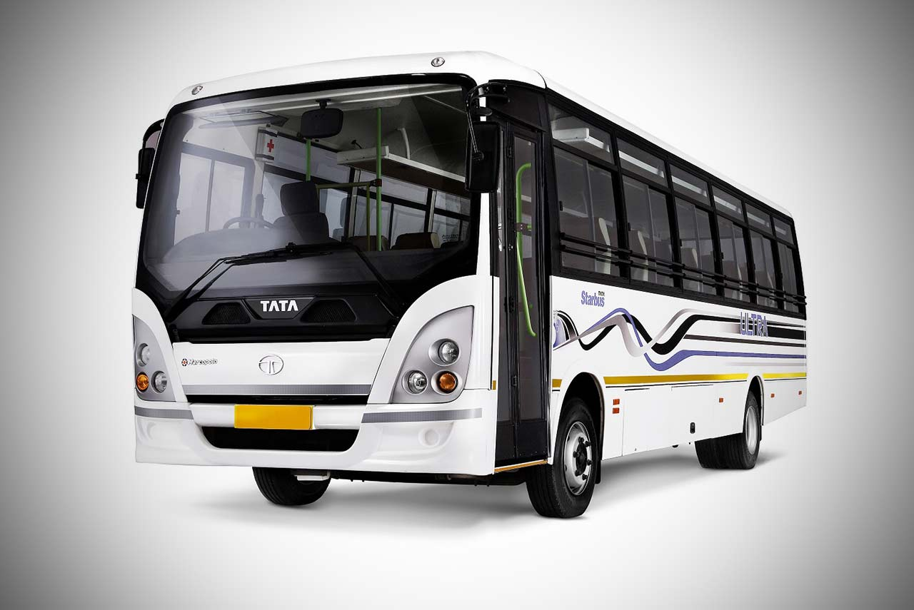 Tata Motors Launches Starbus And Starbus Ultra Brand Of