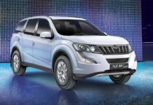 new 2017 mahindra xuv500 india