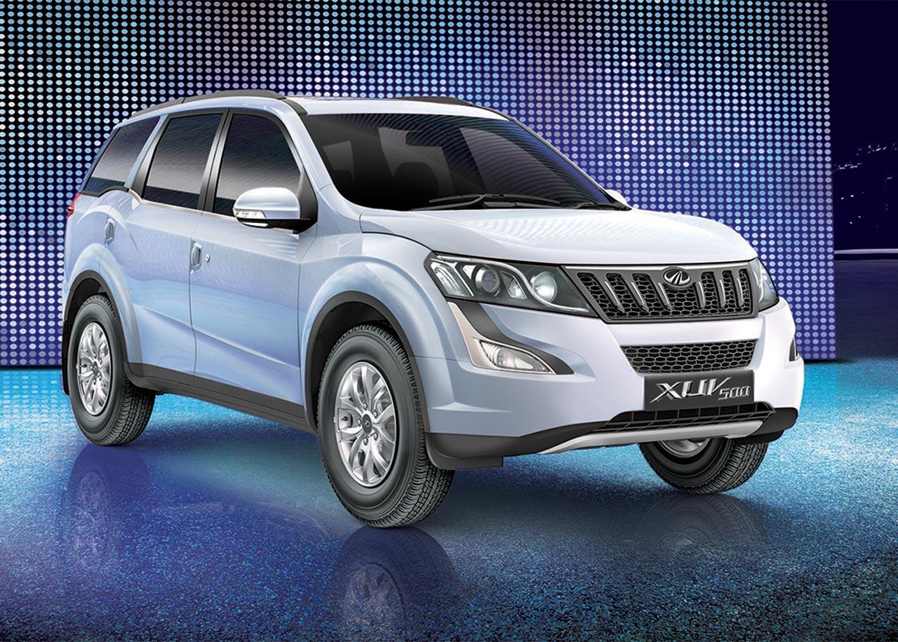 new 2017 mahindra xuv500 petrol india