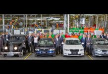 skoda superb 1 million units produced