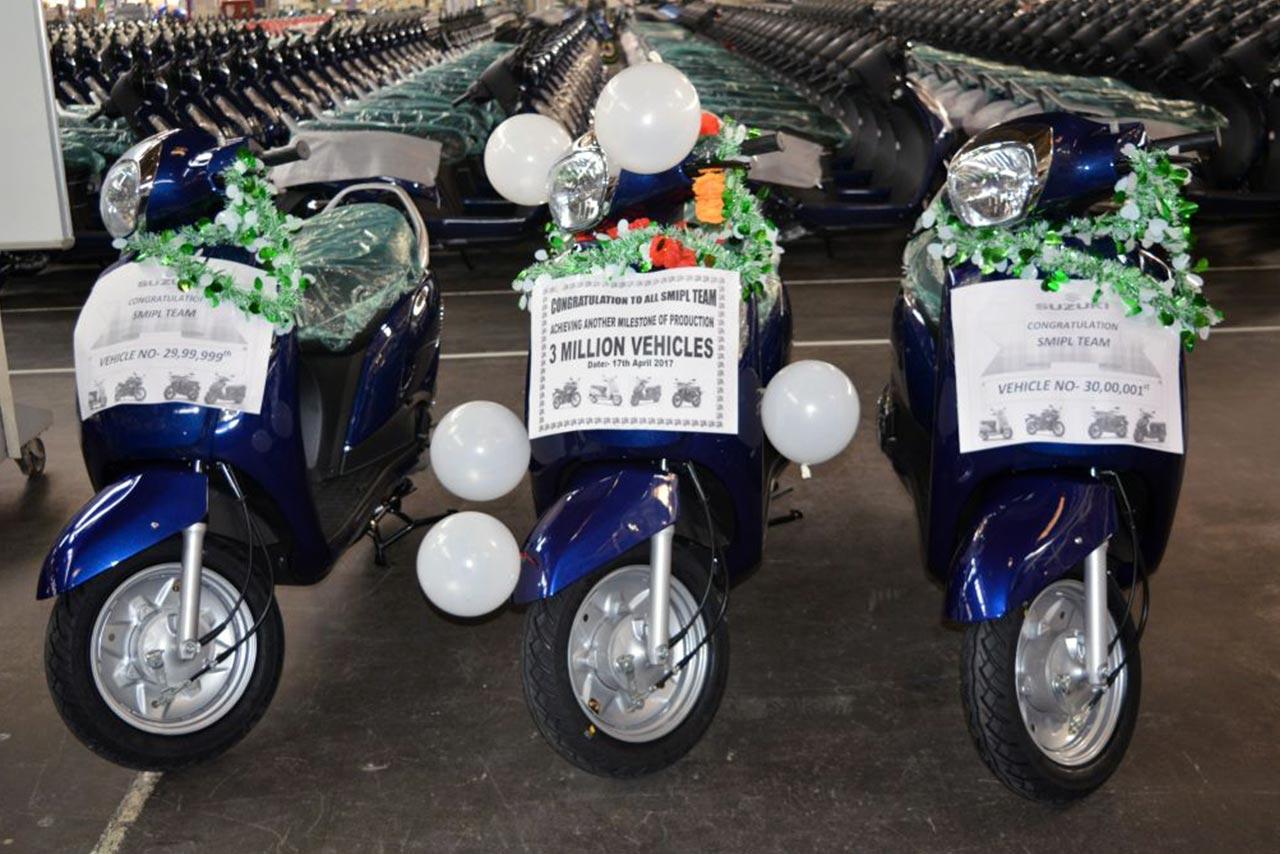 Suzuki Motorcycle India Gurgaon