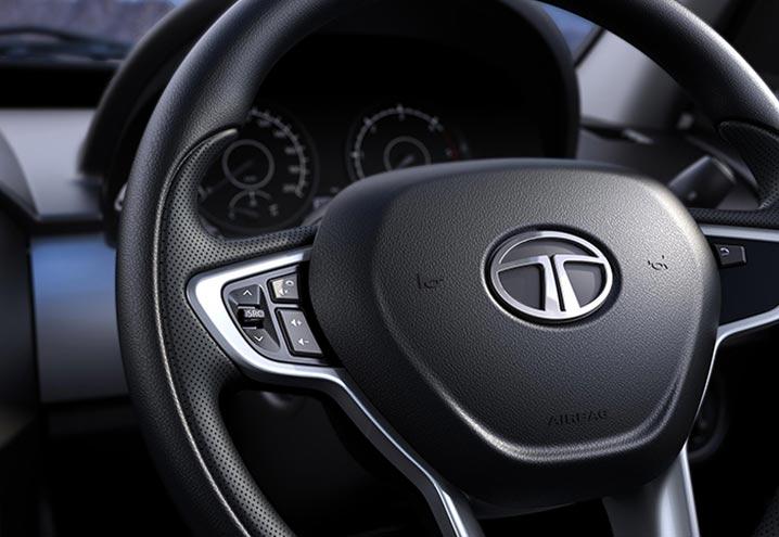 Tata Safari Storme Steering Autobics