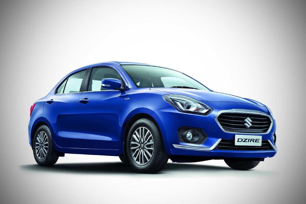 All-new 2017 Maruti Suzuki Dzire officially launched in ...