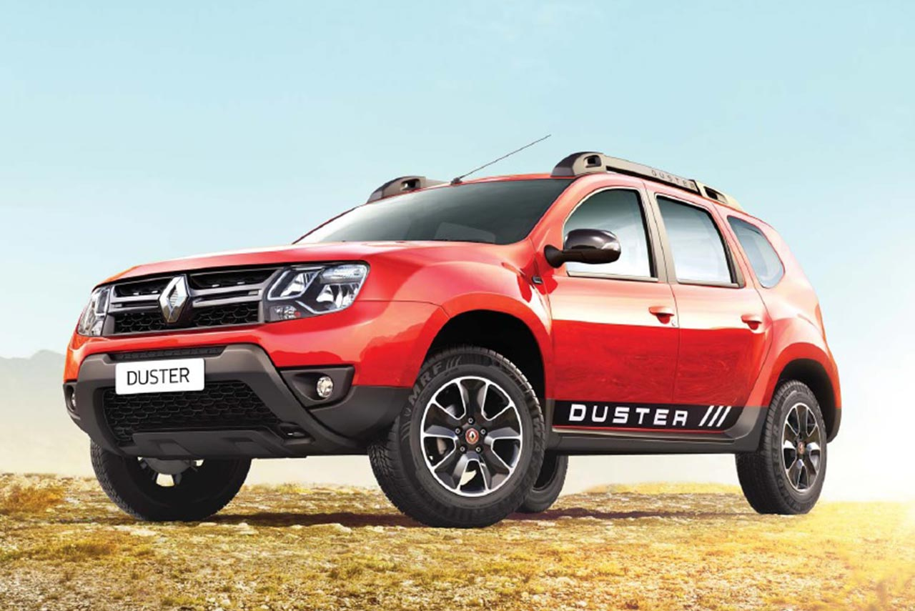 renault duster with 1 5l petrol engine and cvt launched in india autobics. Black Bedroom Furniture Sets. Home Design Ideas