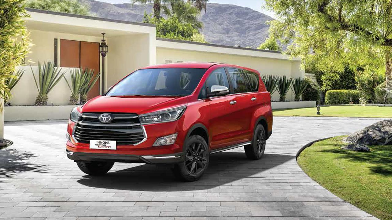 2017 Toyota Innova Touring Sport Launched In India Autobics