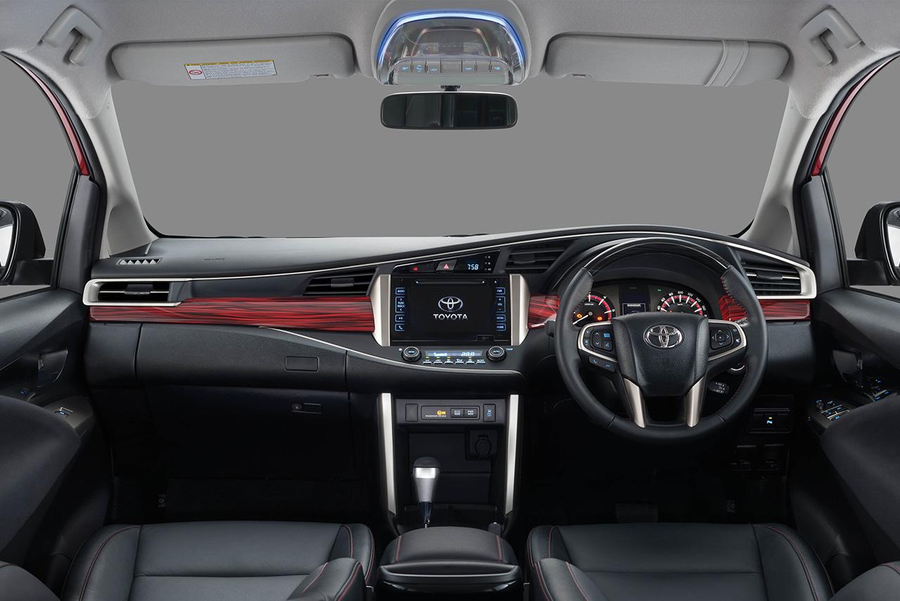 2017 Toyota Innova Touring Sport Interior Dashboard Autobics