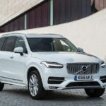 Volvo XC90 front right
