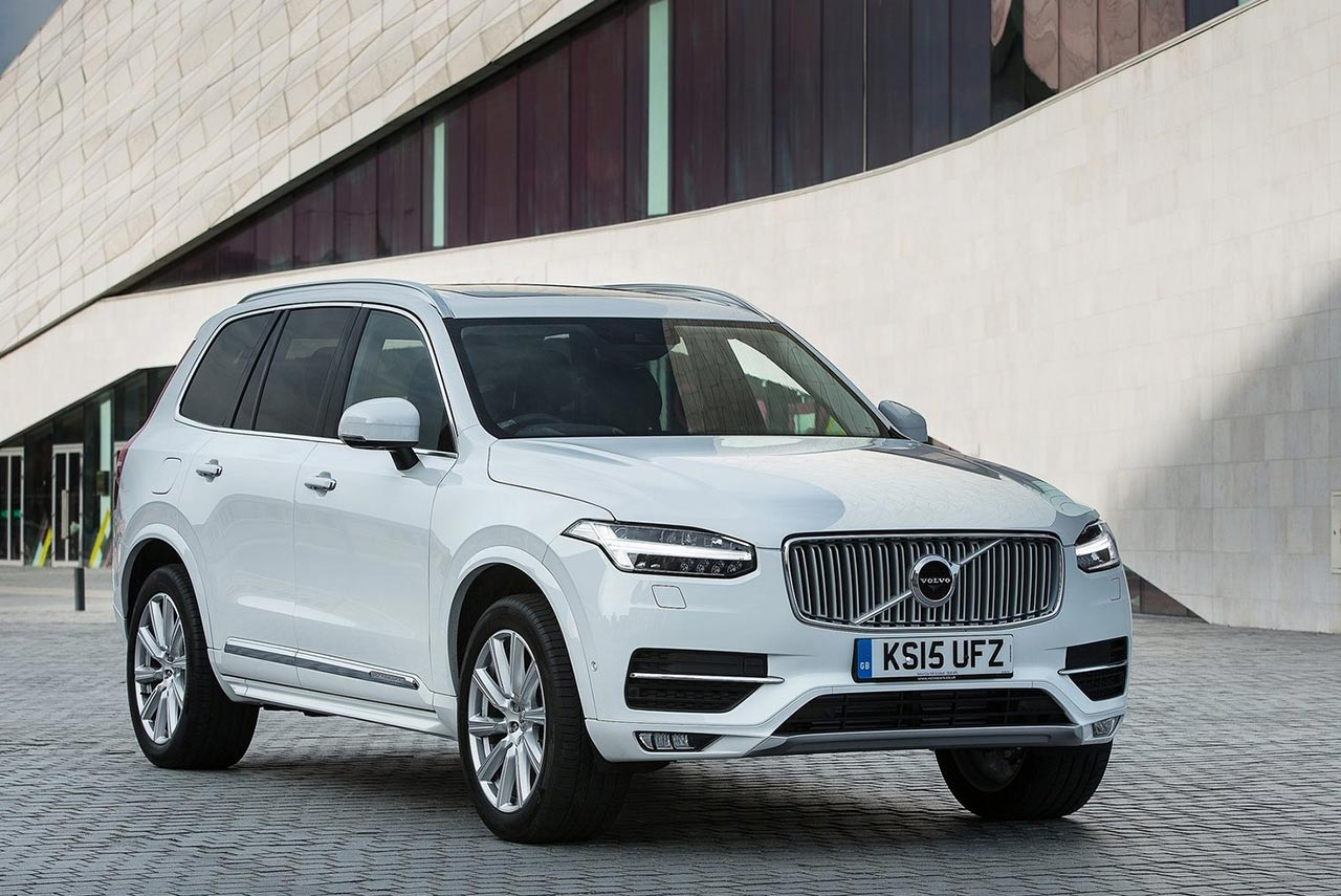 together with volvo xc90 - photo #10