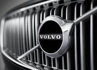 Volvo XC90 grill