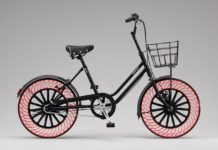 bridgestone tires air free concept bicycle