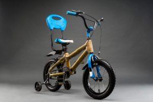 godrej bambusa kids bamboo bike