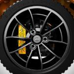 lego technic porsche 911 gt3 rs alloy wheel