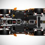 lego technic porsche 911 gt3 rs chassis