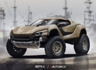 tamo racemo modified offroad render
