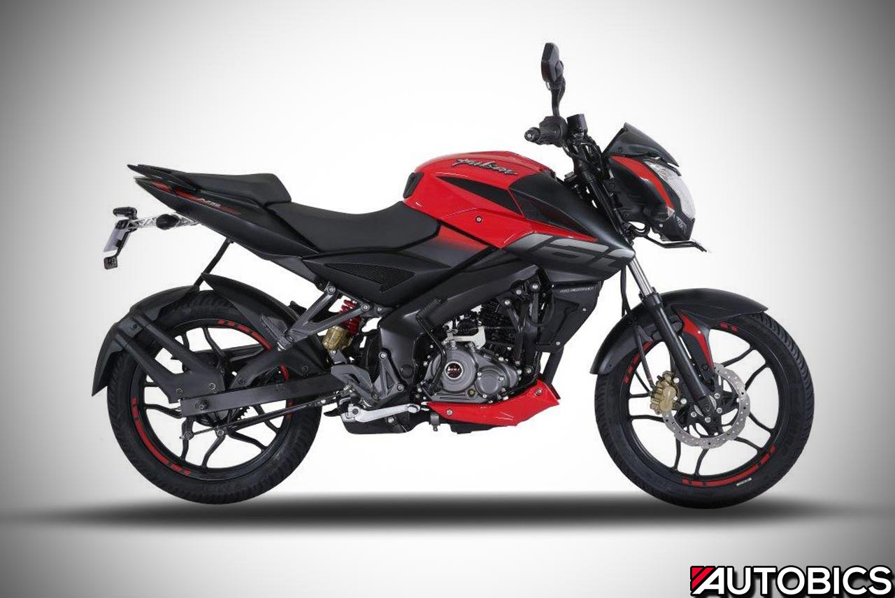2017 bajaj pulsar ns160 launched in india   autobics