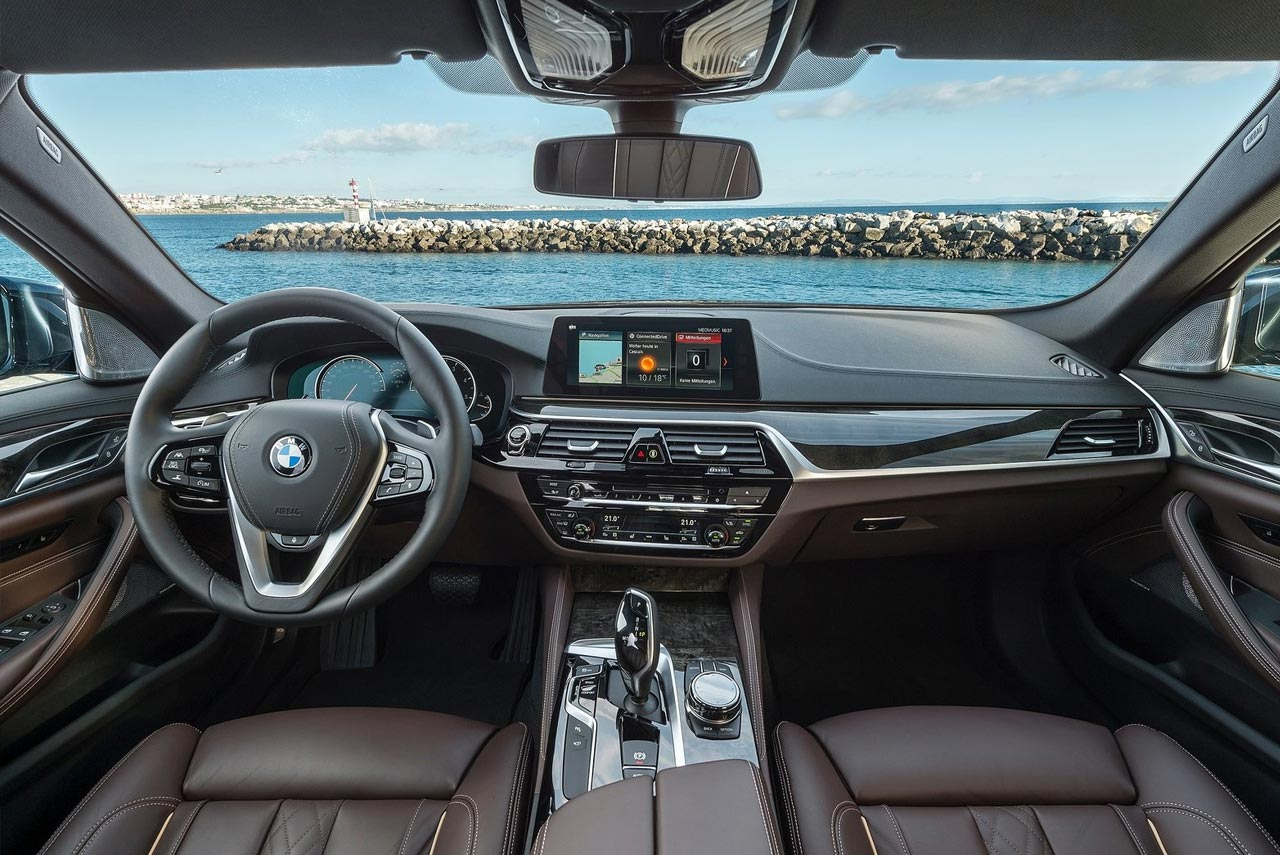 2017 Bmw 5 Series Interior Autobics