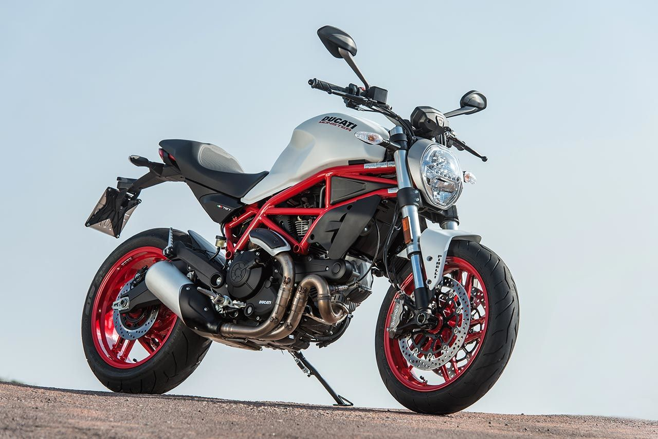2017 Ducati Monster 797 Launched In India Priced At Inr 7