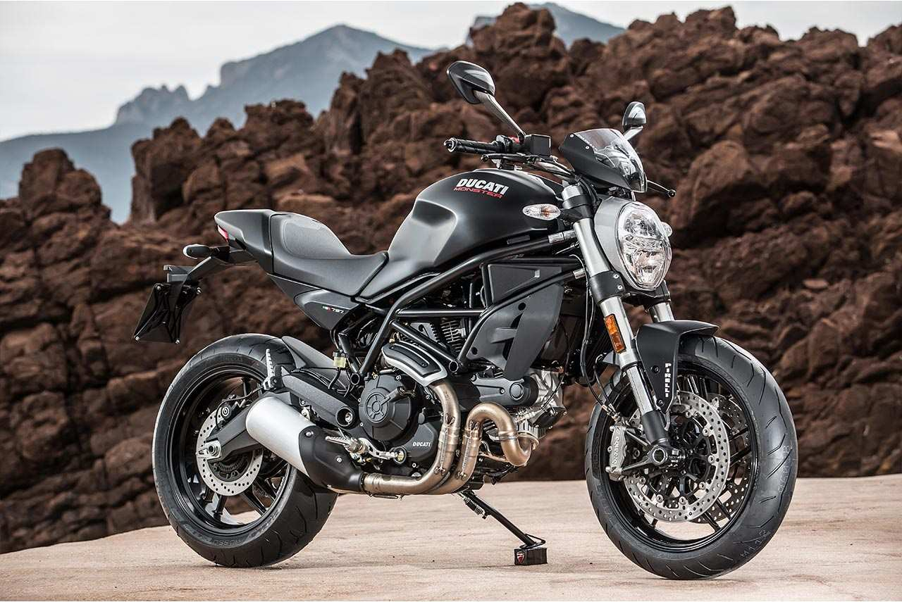 Ducati Monster 797 >> 2017 Ducati Monster 797 launched in India; Priced at INR 7.77 Lakh | AUTOBICS