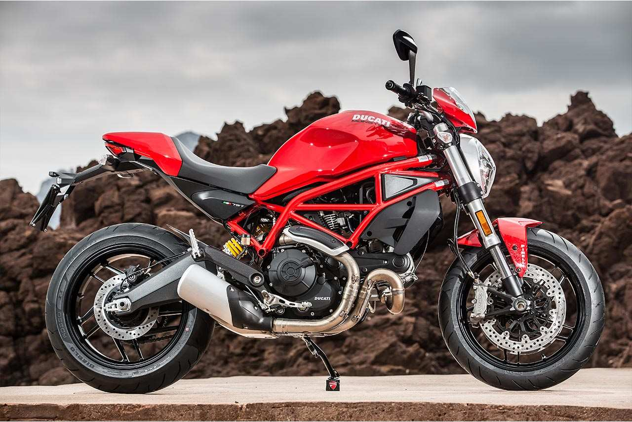 2017 Ducati ... Ducati Monster India 2017