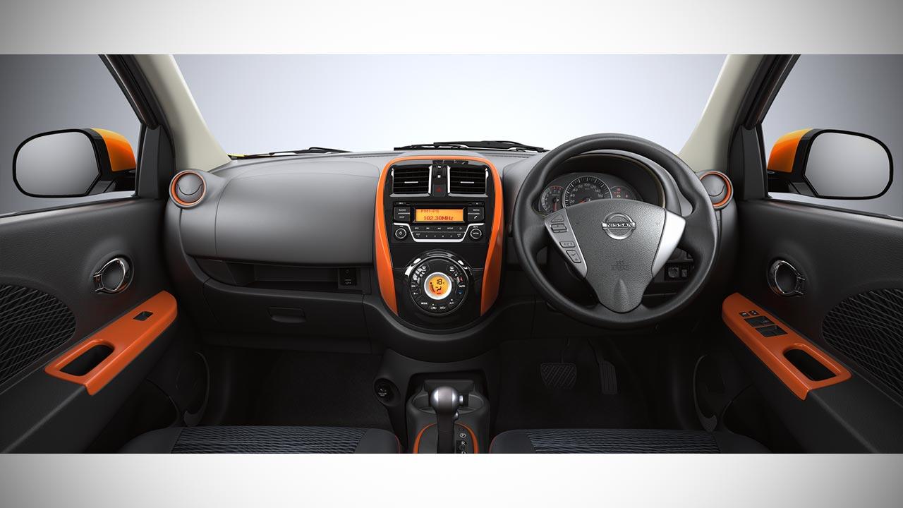 2017 nissan micra india interior   AUTOBICS