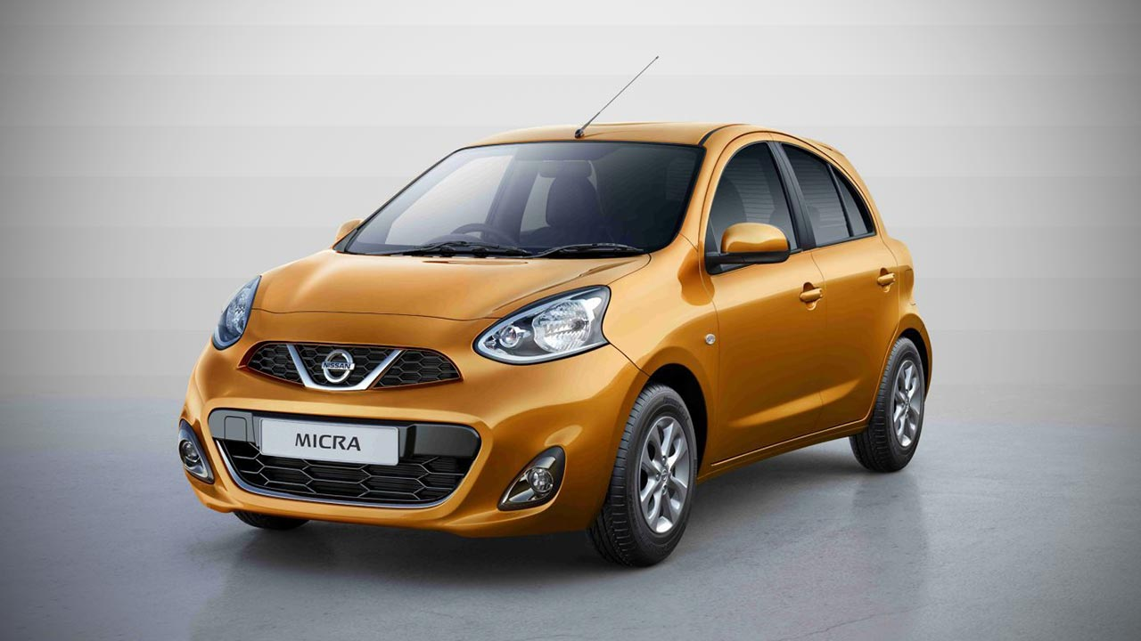 2017 nissan micra launched in india with additional features autobics. Black Bedroom Furniture Sets. Home Design Ideas