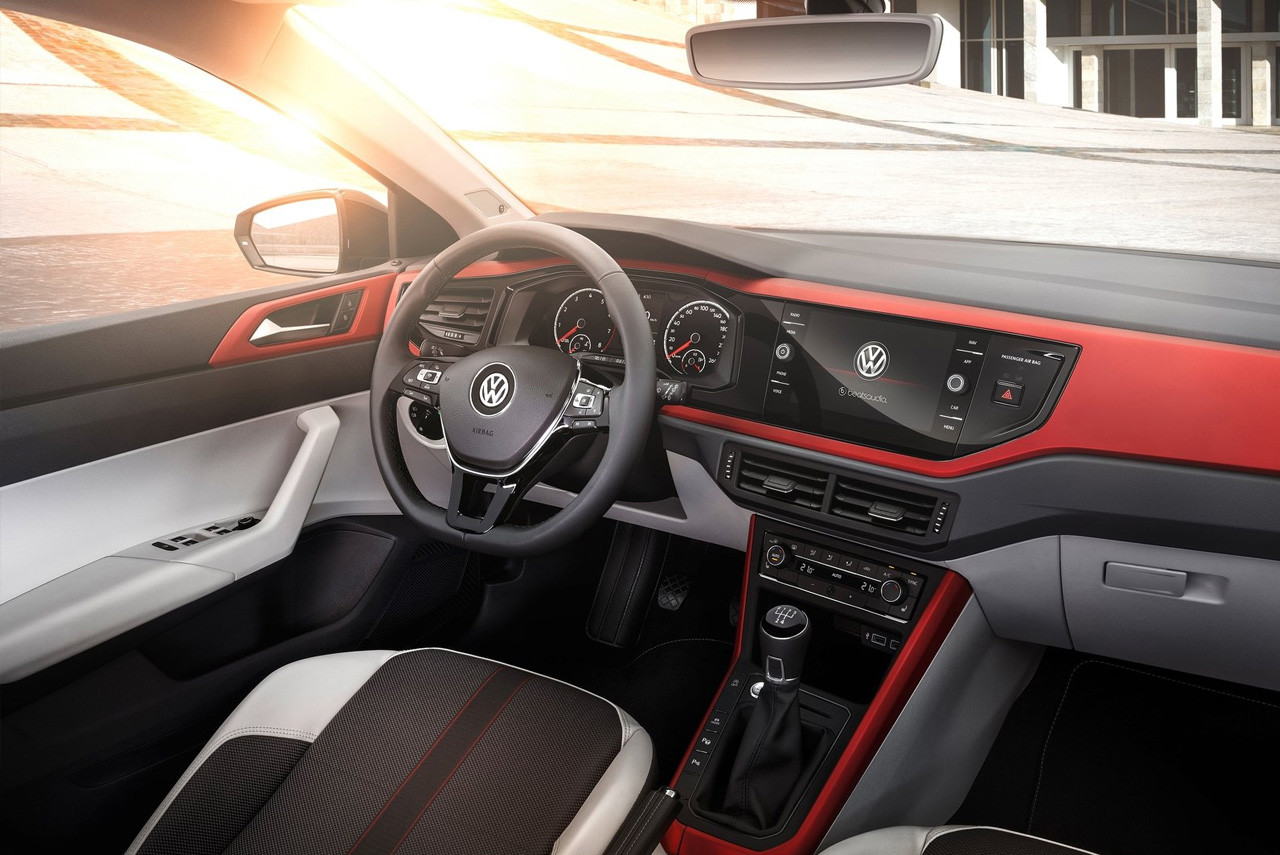 Range Rover Interior >> 2017 volkswagen polo beats interior | AUTOBICS