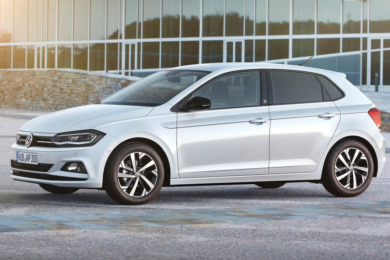 2017 volkswagen polo beats side autobics. Black Bedroom Furniture Sets. Home Design Ideas