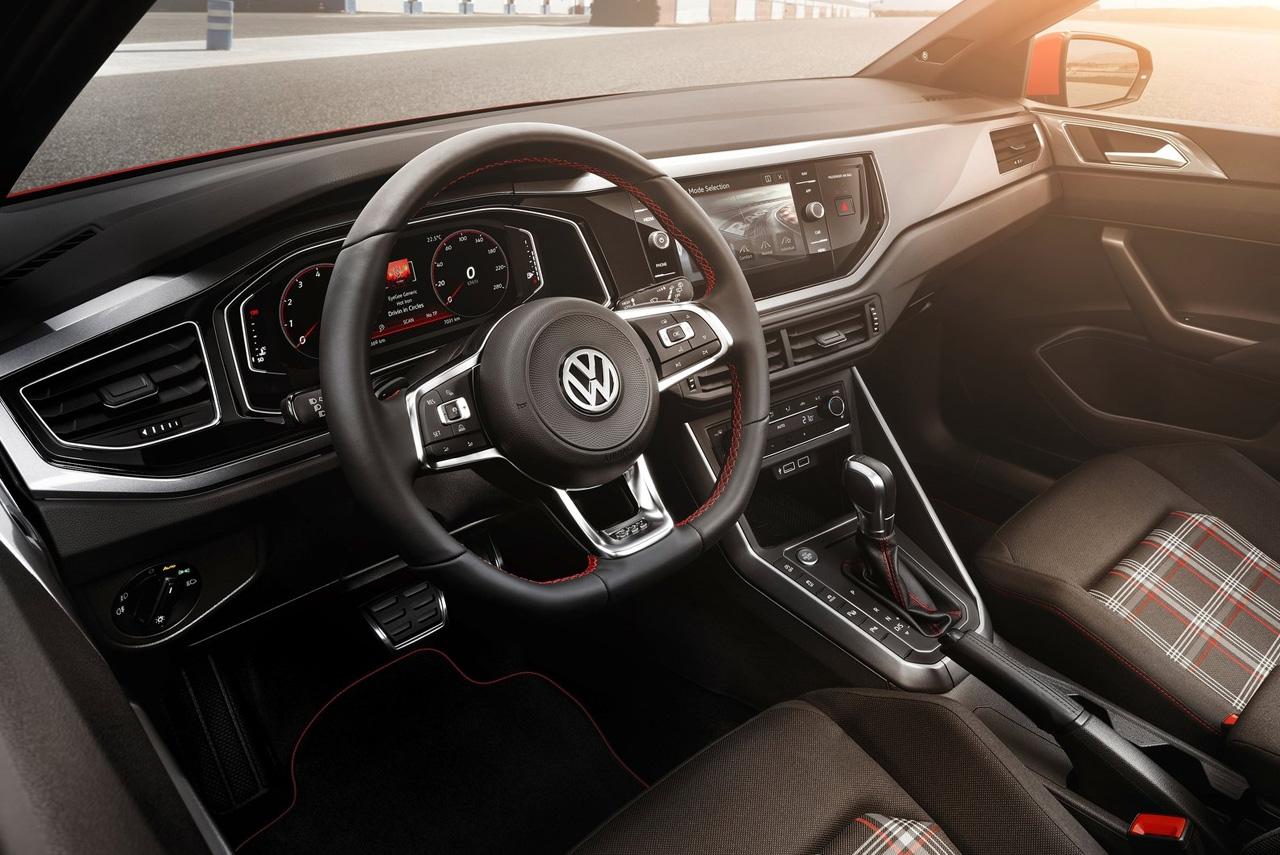 2017 Volkswagen Polo Gti Interior Autobics