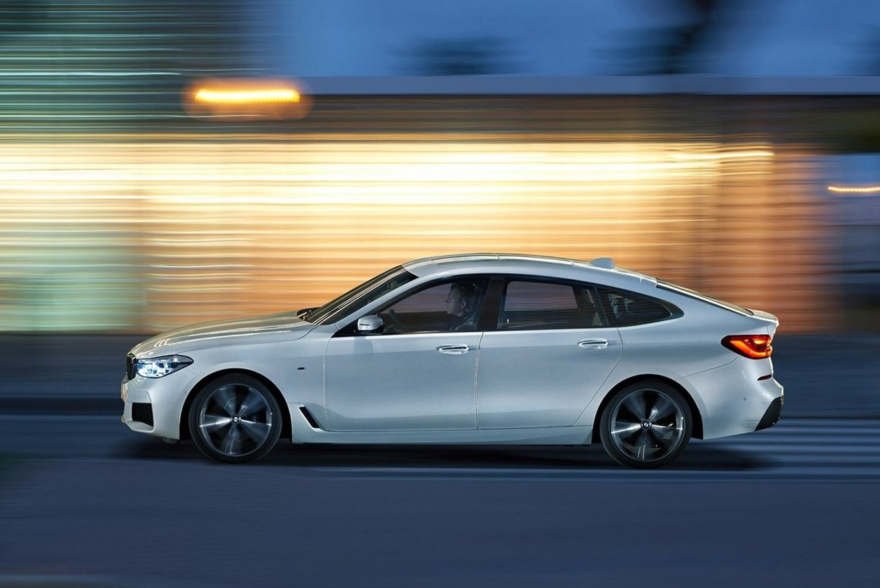 2018 bmw open. perfect open 2018 bmw 6 series gran turismo 640i side in open