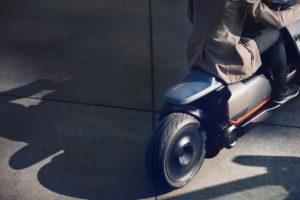 BMW Motorrad Concept Link rear