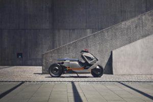 BMW Motorrad Concept Link side