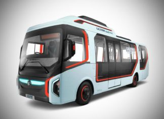 tata ultra electric bus