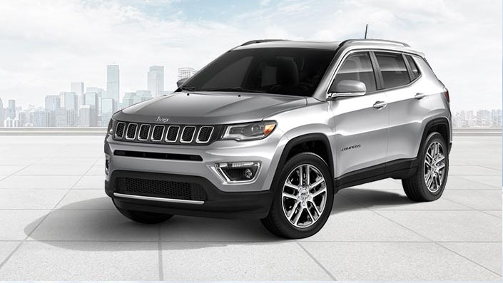 Jeep Compass launched in India at INR 14.95 Lakh - AUTOBICS