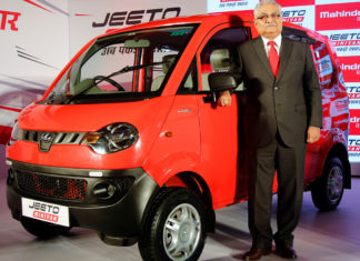 2017 mahindra jeeto minivan launched in india