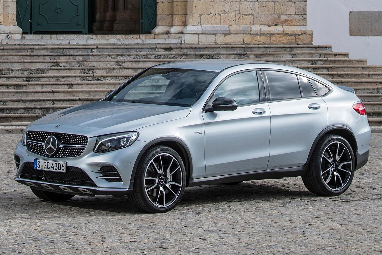 mercedes amg glc 43 4matic coupe launched in india autobics. Black Bedroom Furniture Sets. Home Design Ideas