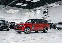 2017 range rover svautobiography dynamic svo factory