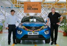 2017 tata nexon production ranjangaon