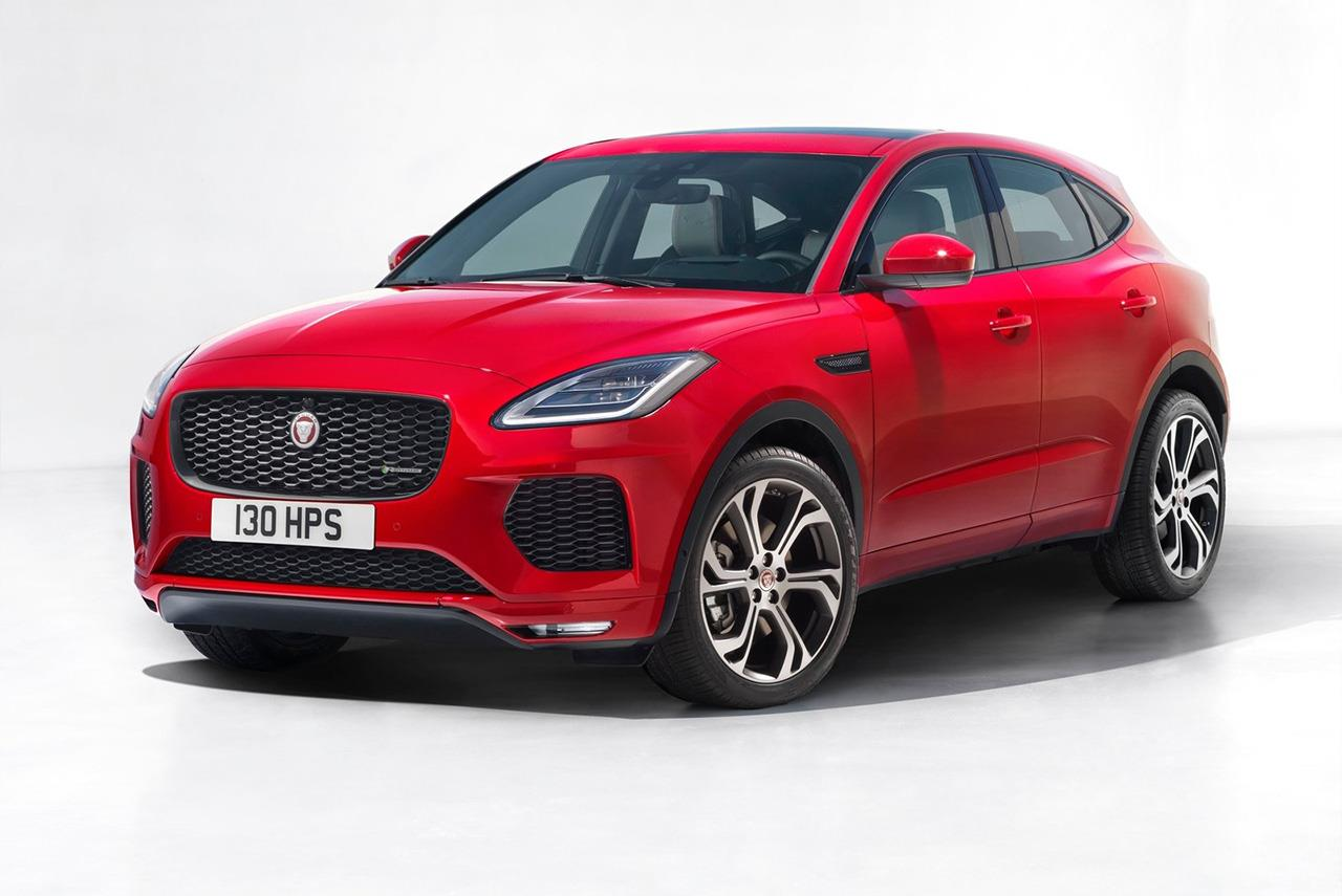 Jaguar E Pace The Most Playful Car In The Company S