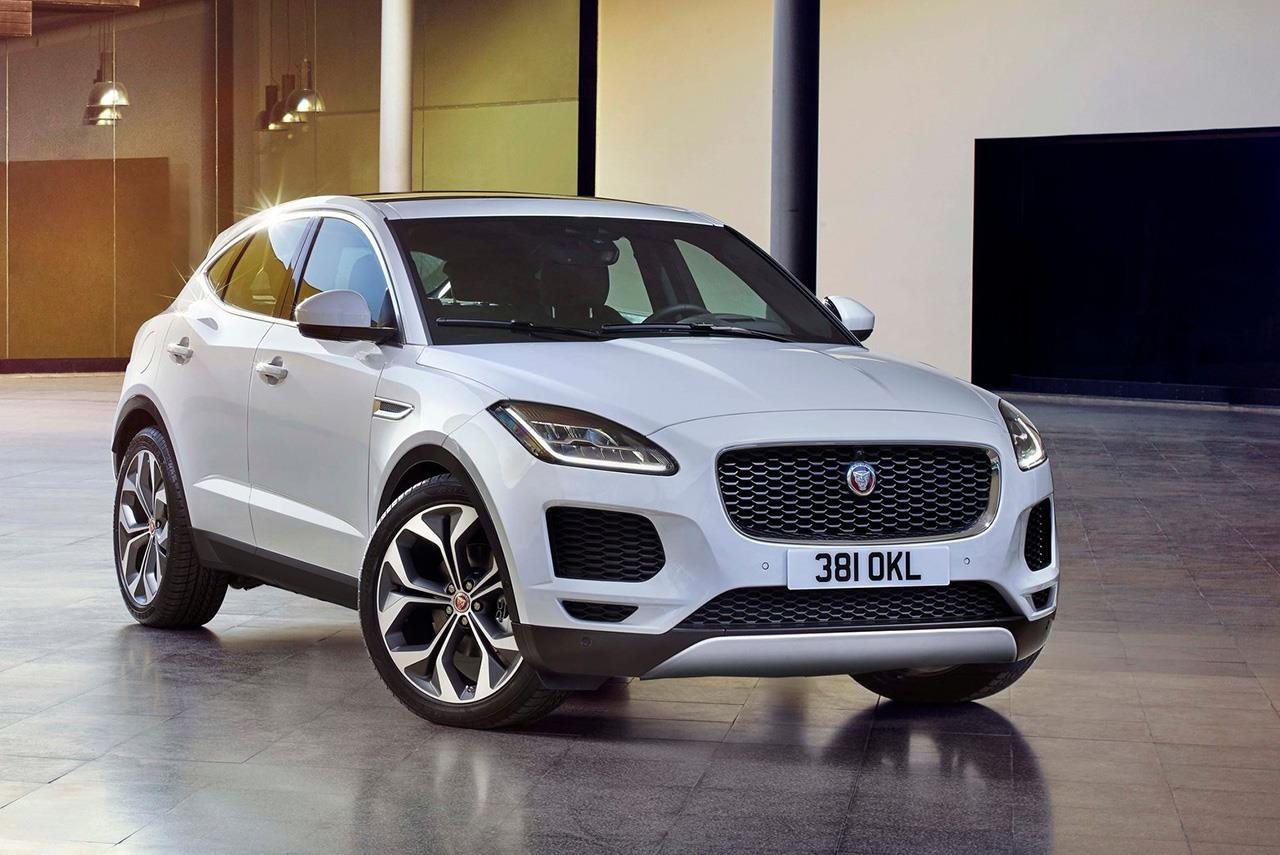 Jaguar E-Pace - the most playful car in the company's ...
