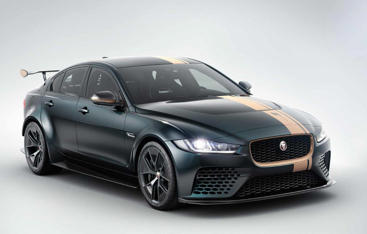 jaguar xe sv project 8 the most powerful and agile jaguar road car ever autobics. Black Bedroom Furniture Sets. Home Design Ideas