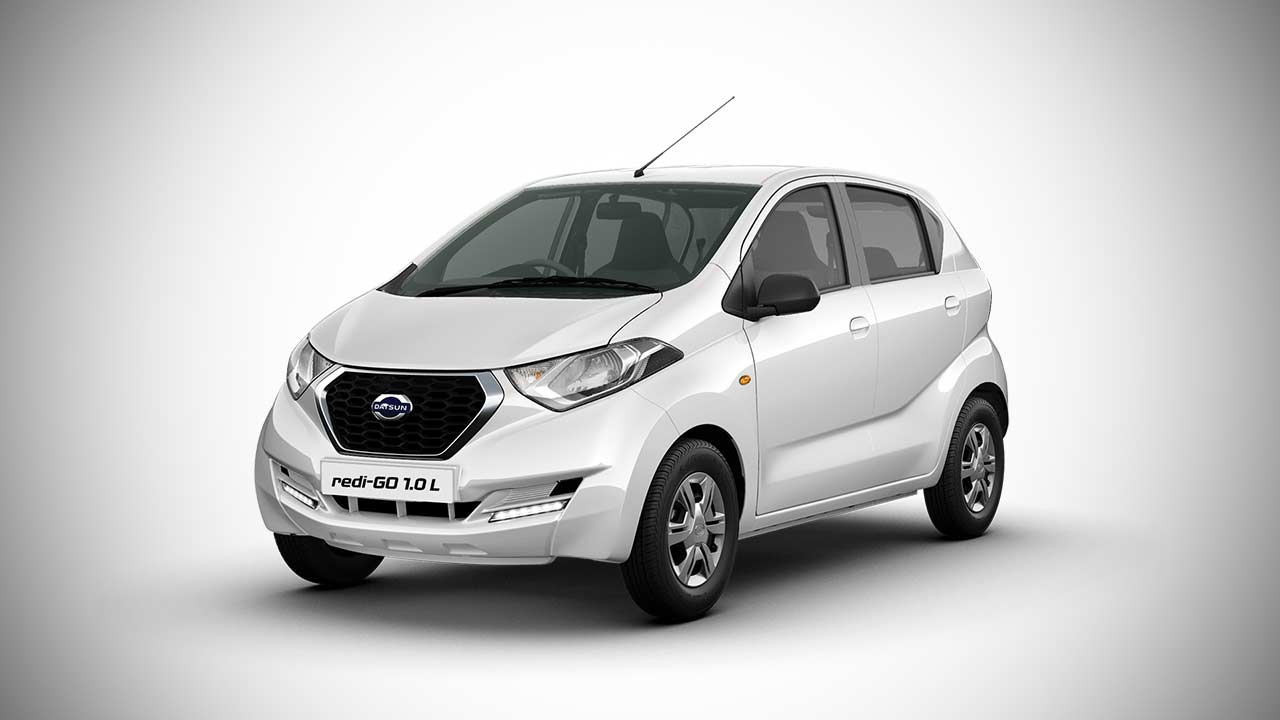 More powerful Datsun redi-GO 1.0L launched in India - AUTOBICS