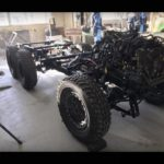 nats mercedes benz amg 6x6 replica chassis