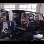 nats mercedes benz amg 6x6 replica fabrication