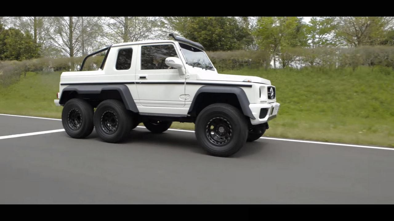 Suzuki Jimny Transformed Into Mercedes Benz G63 Amg 6 215 6 Autobics