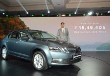 new 2017 skoda octavia launched in india quartz grey